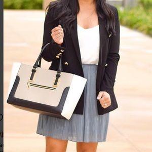 Dresses & Skirts - Pleated Gray Skirt